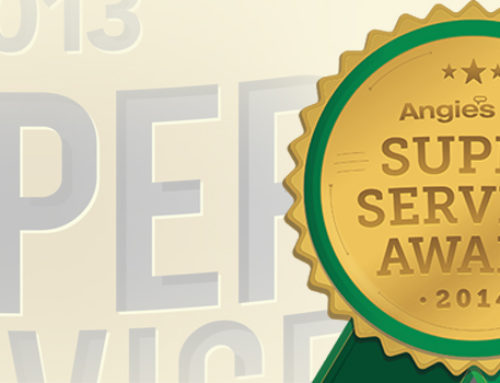 Sunlight Water & Us Earns Esteemed 2014 Angie's List Super Service Award