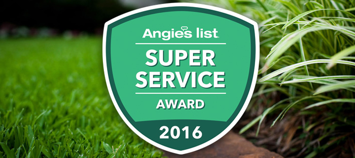 Sunlight Water and Us Earns Esteemed 2016 Angie's List Super Service Award